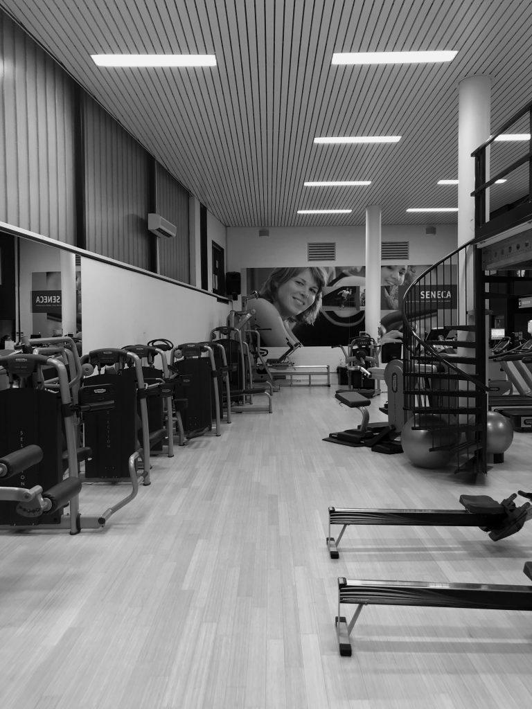 Sportzaal Het Fysiolab